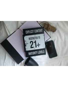 Explicit Content Metal Personal Diary