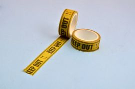 Keep Out Washi Tape